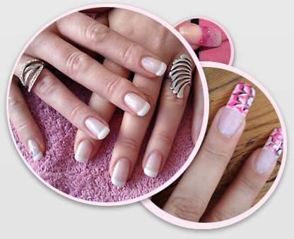 Nageldesign, Nagelmodellage